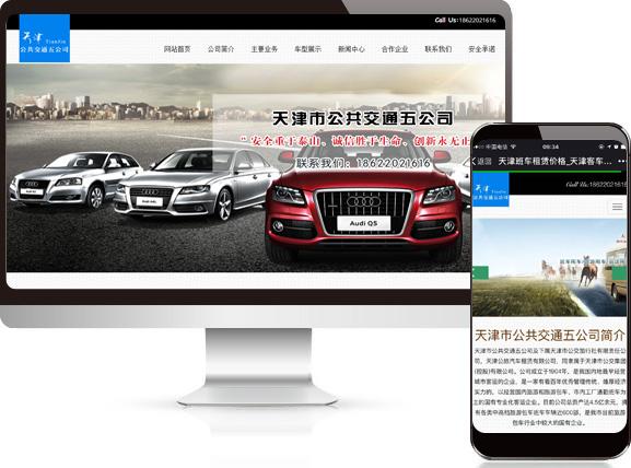 天津市公共交通五公司成功案例